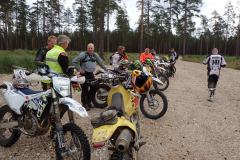 MCE Enduro Camp Latvia 2017