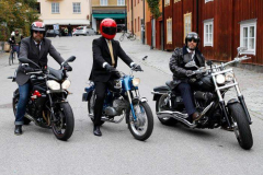 MCE Distinguished Gentlemens Ride 2018