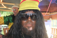 MCE - Reggae Jam 2013